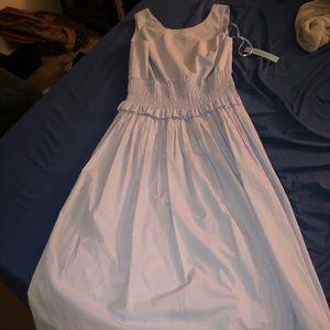 Baby blue Antonio Melani dress
